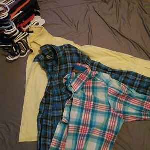 Button up shirt bundle.